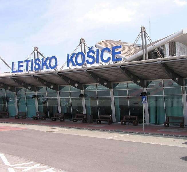 аеропорт кошице
