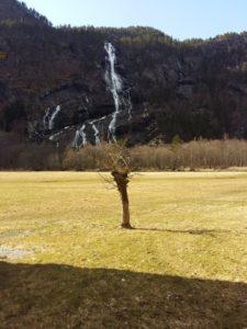 водоспади норвегія