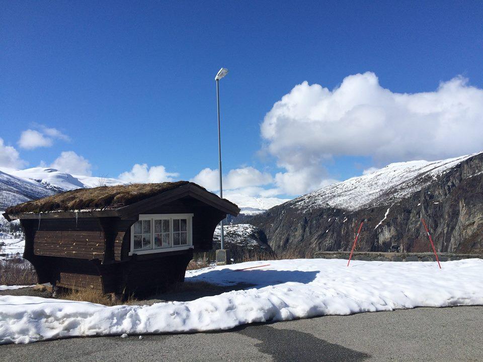 норвезькі будиночки