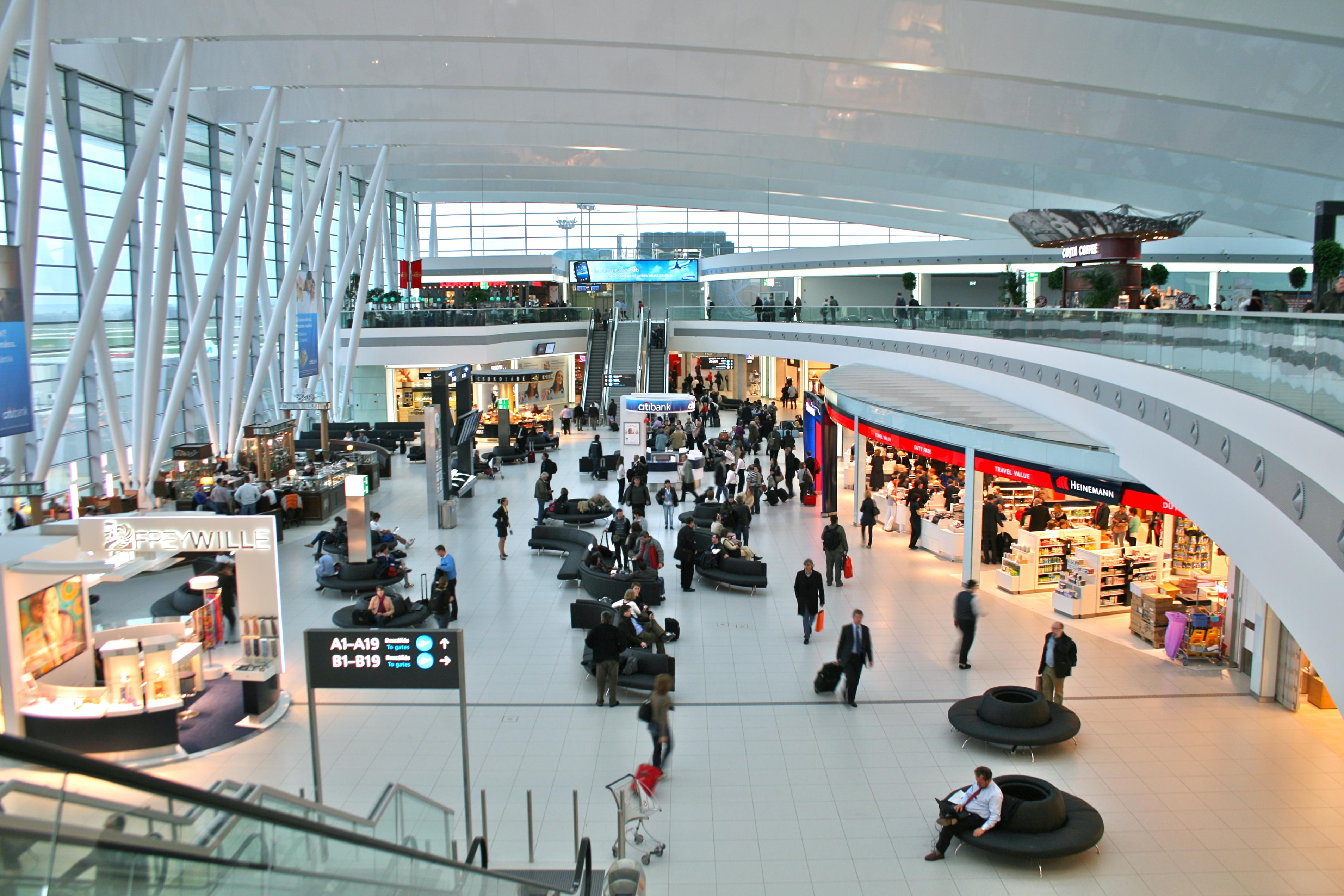SkyCourt аеропорт будапешт