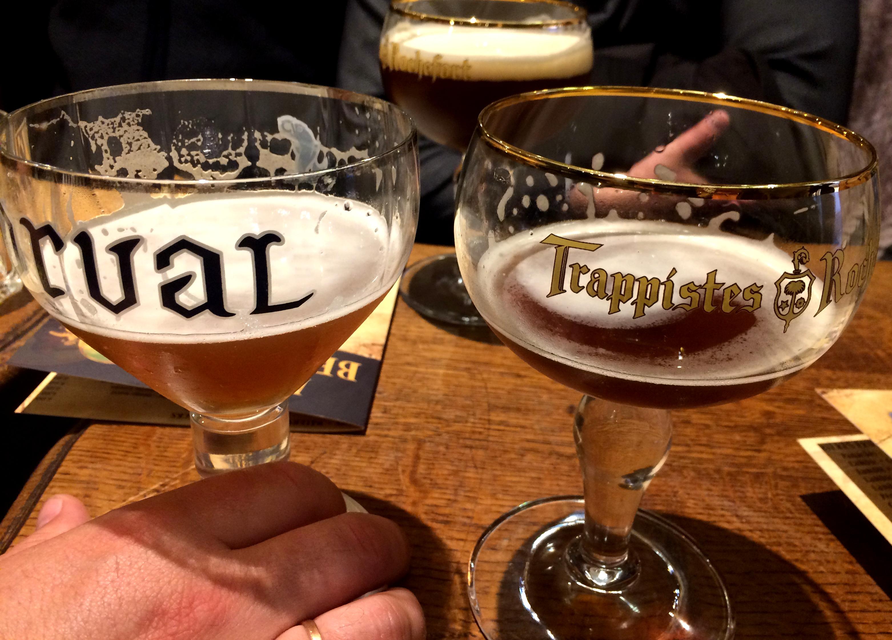 Трапіське пиво