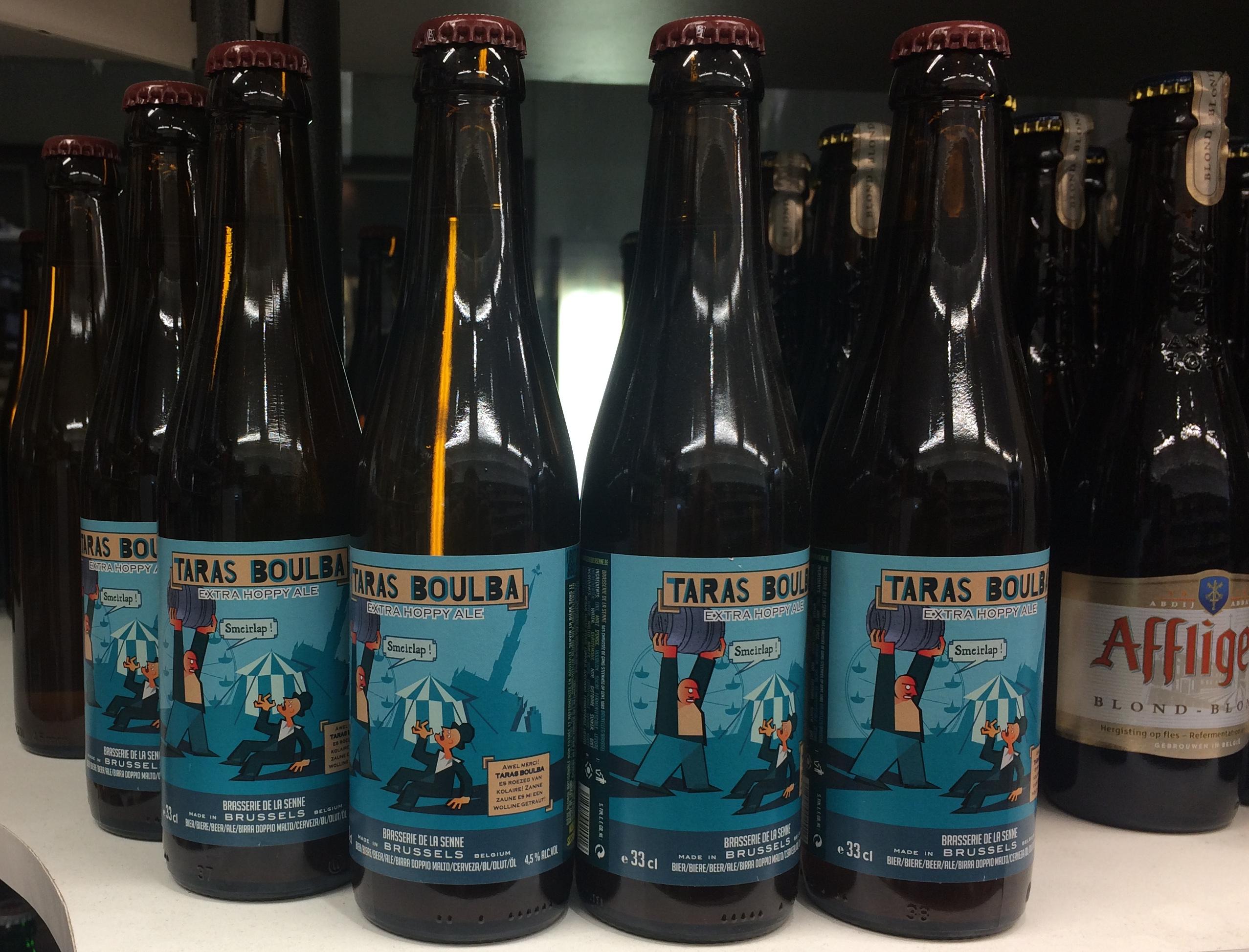 Пиво Тарас Бульба