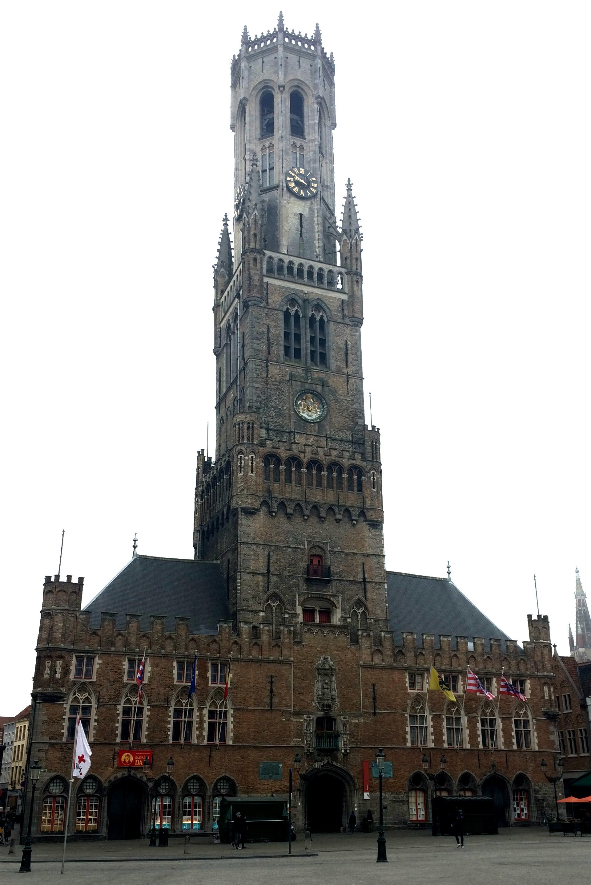 Ринкова площа Брюгге