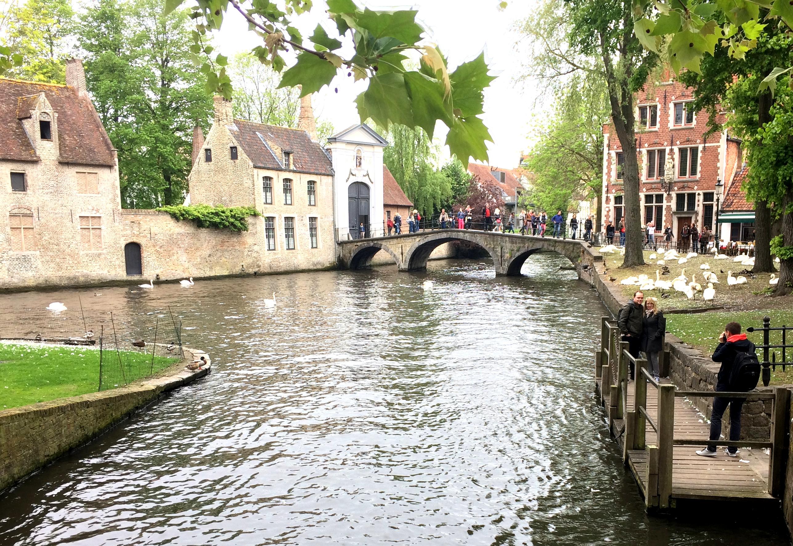 Канал, Брюгге