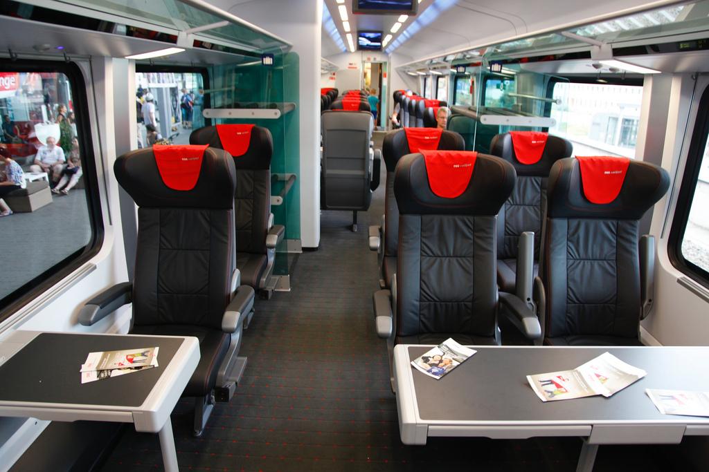 перший клас, поїзд будапешт-відень