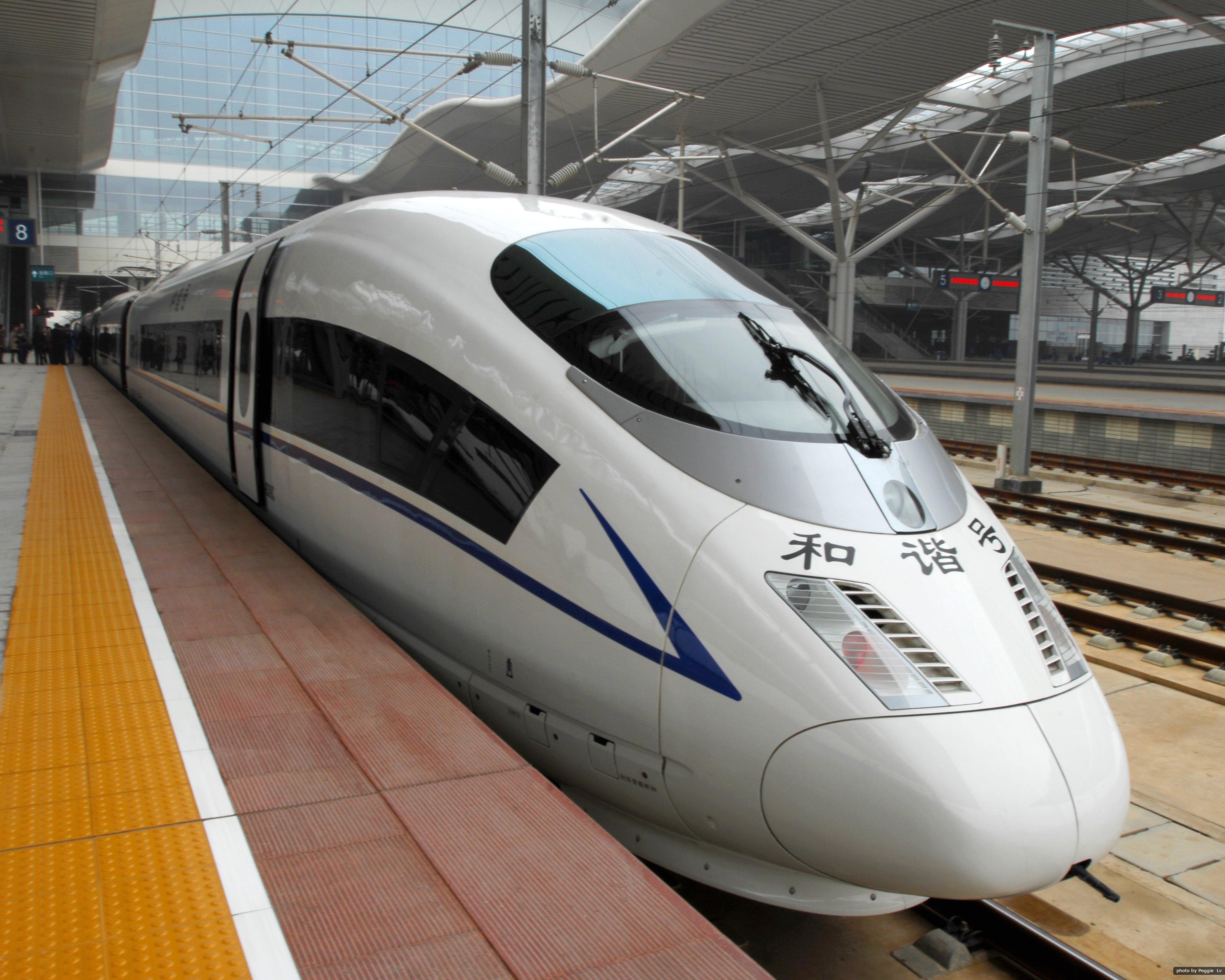 поїзди китай