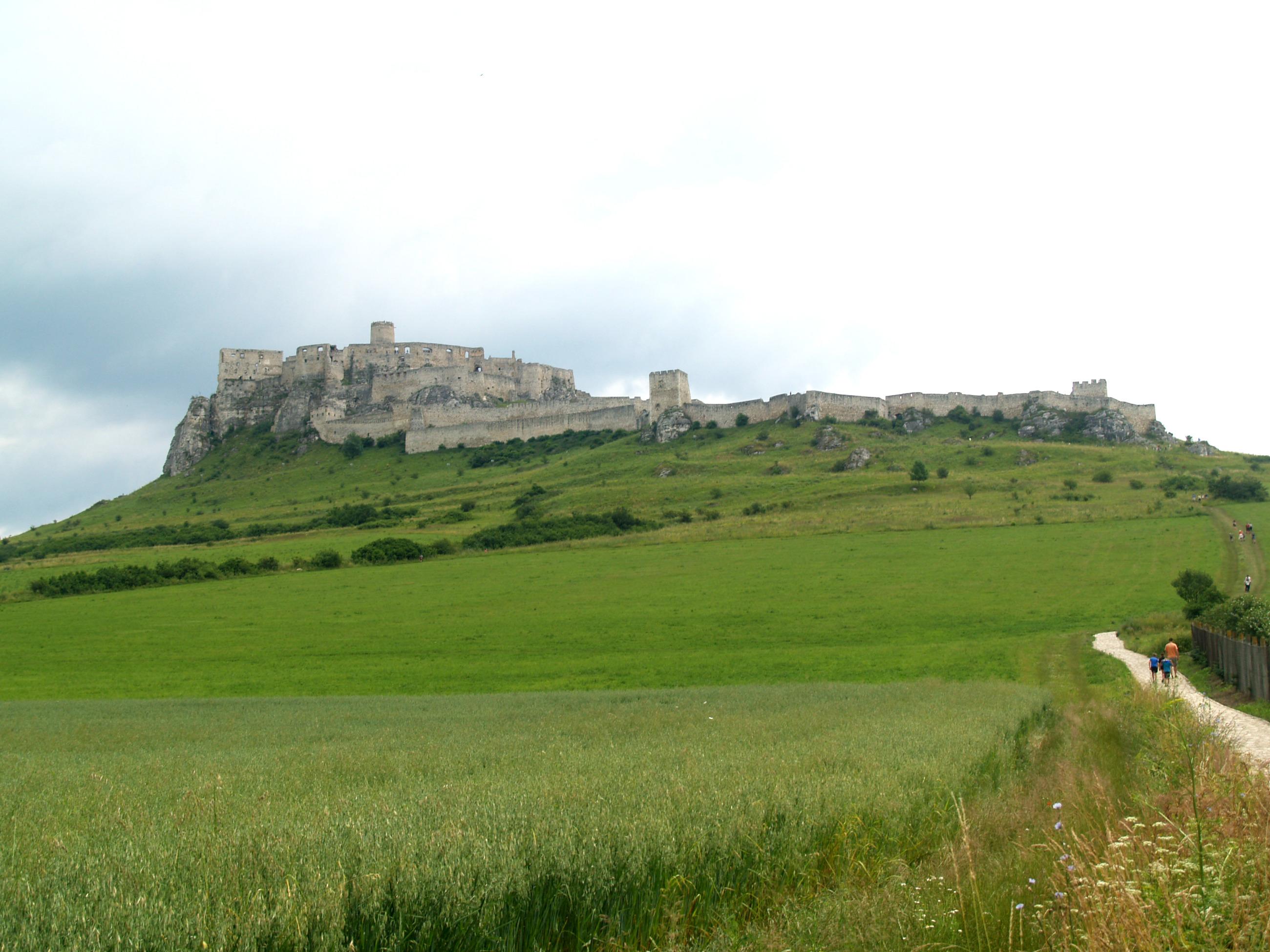 Найбільший замок Словаччини