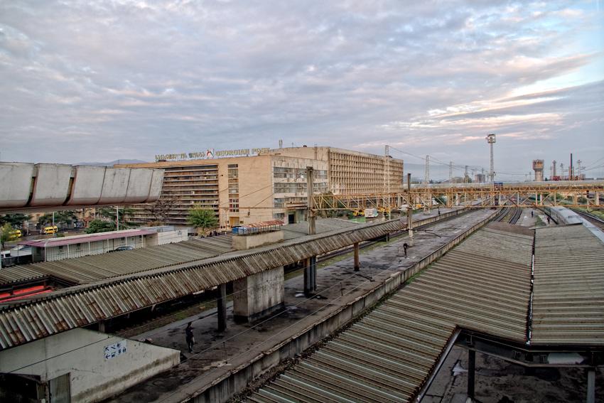 Вокзал Тбілісі