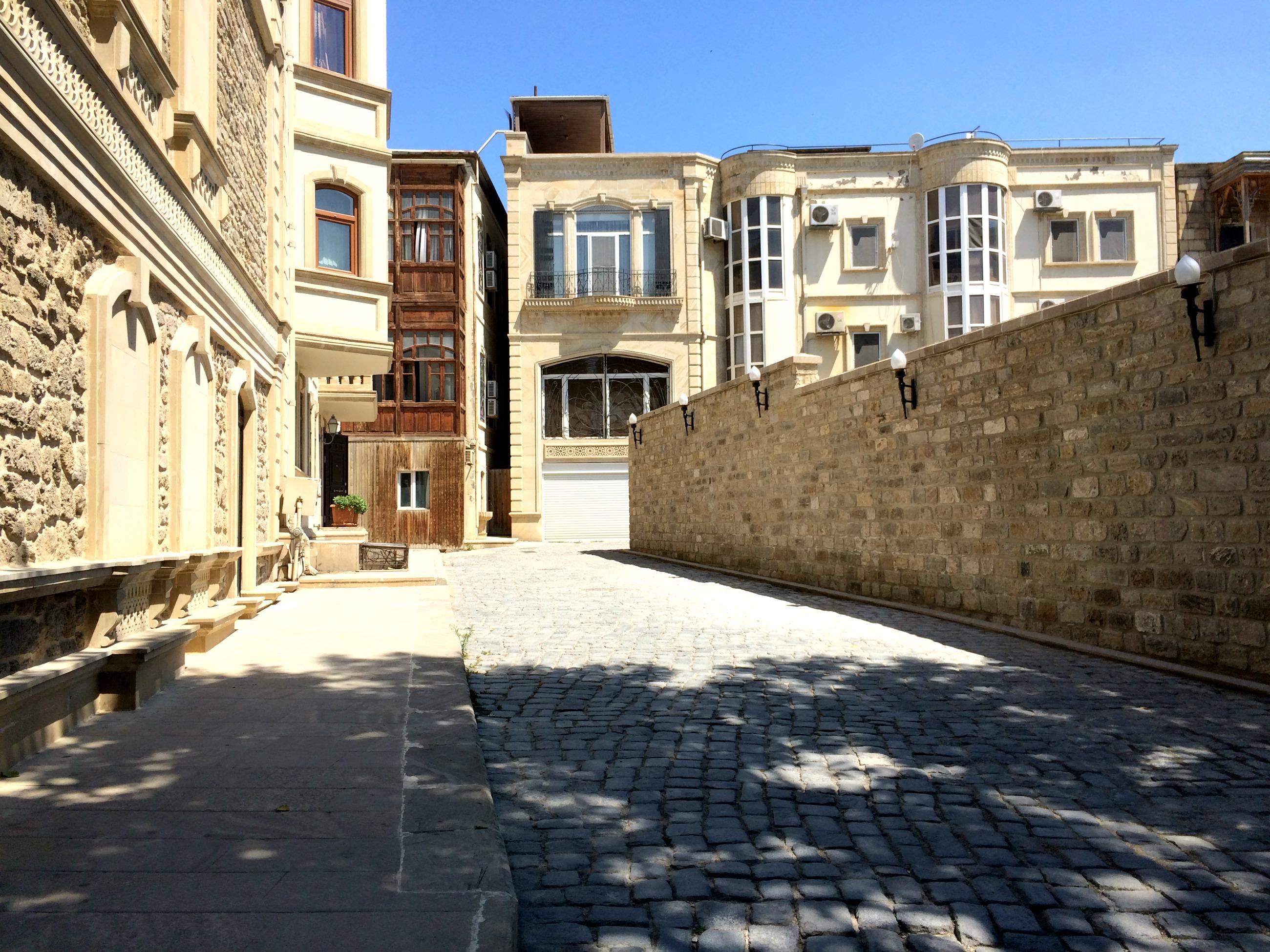 Старе місто Баку