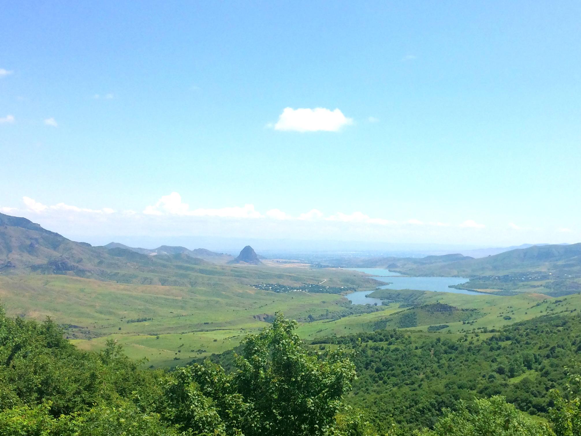 Відпочинок у Вірменії