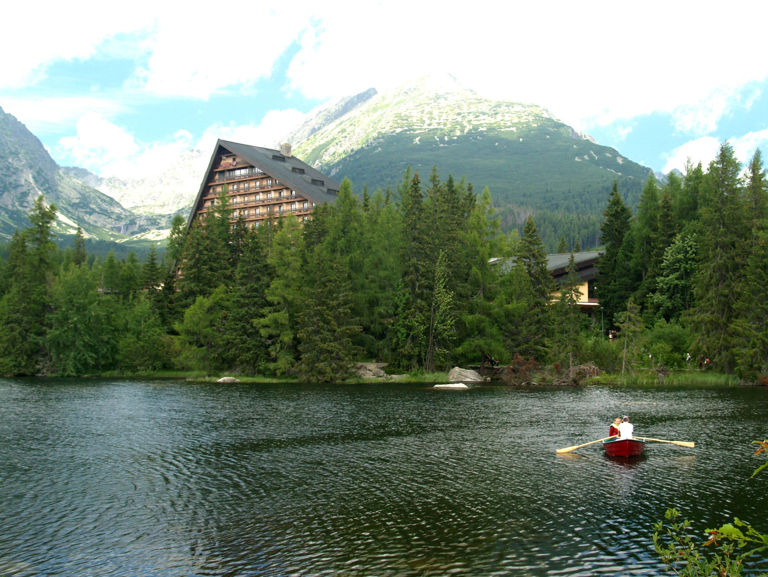 Озеро Високі Татри