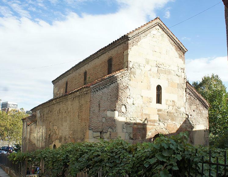 Церква Анчісхаті