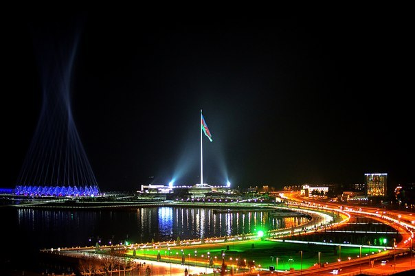 Площа Прапору Баку