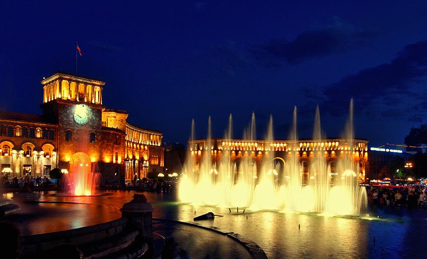 Площа Республіки Єреван