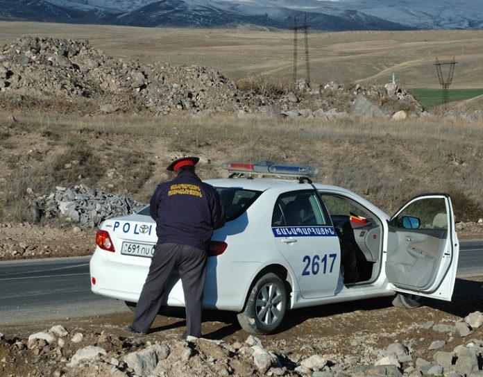 На орендованому авто у Вірменію