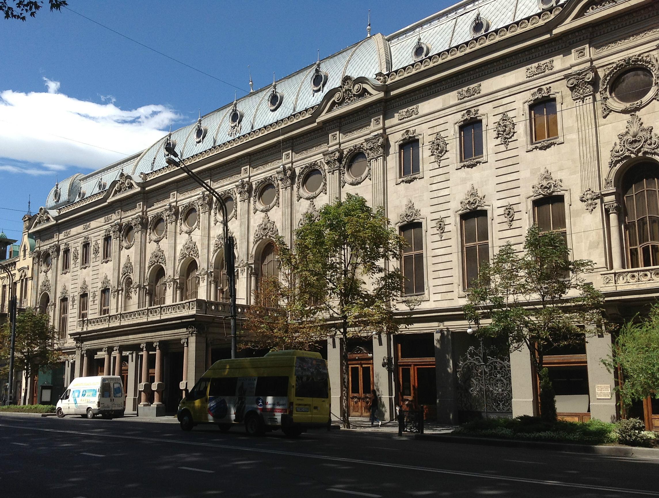 Проспект Шота Руставелі