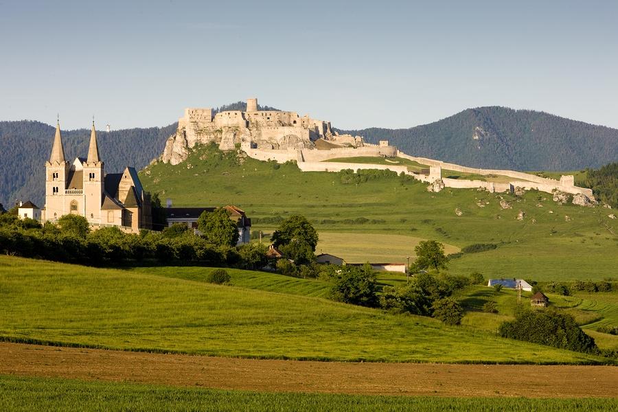 найбільша фортеця Словаччини
