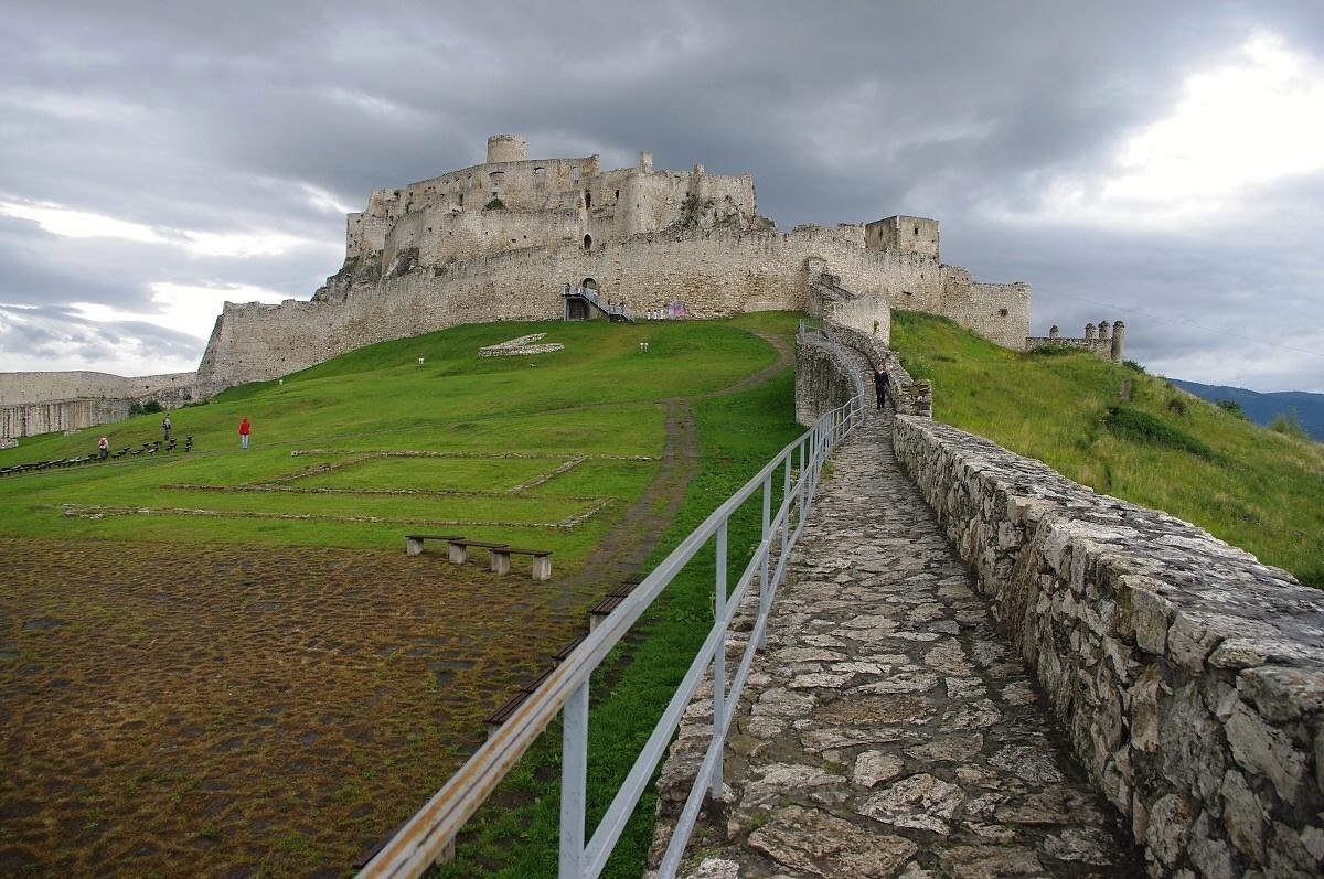 фортеці Словаччини