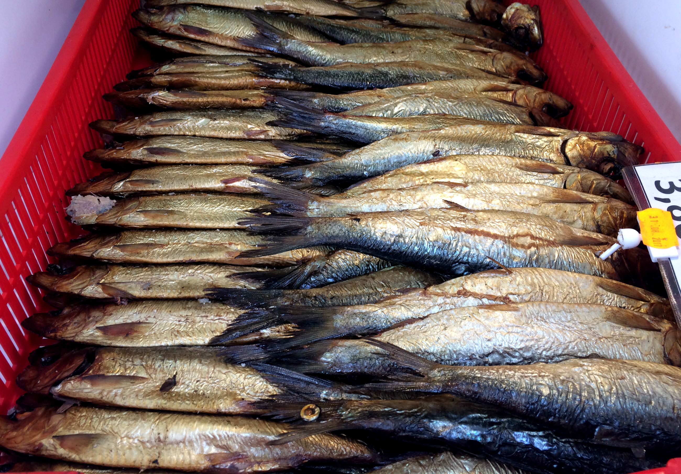 копчена риба прибалтика