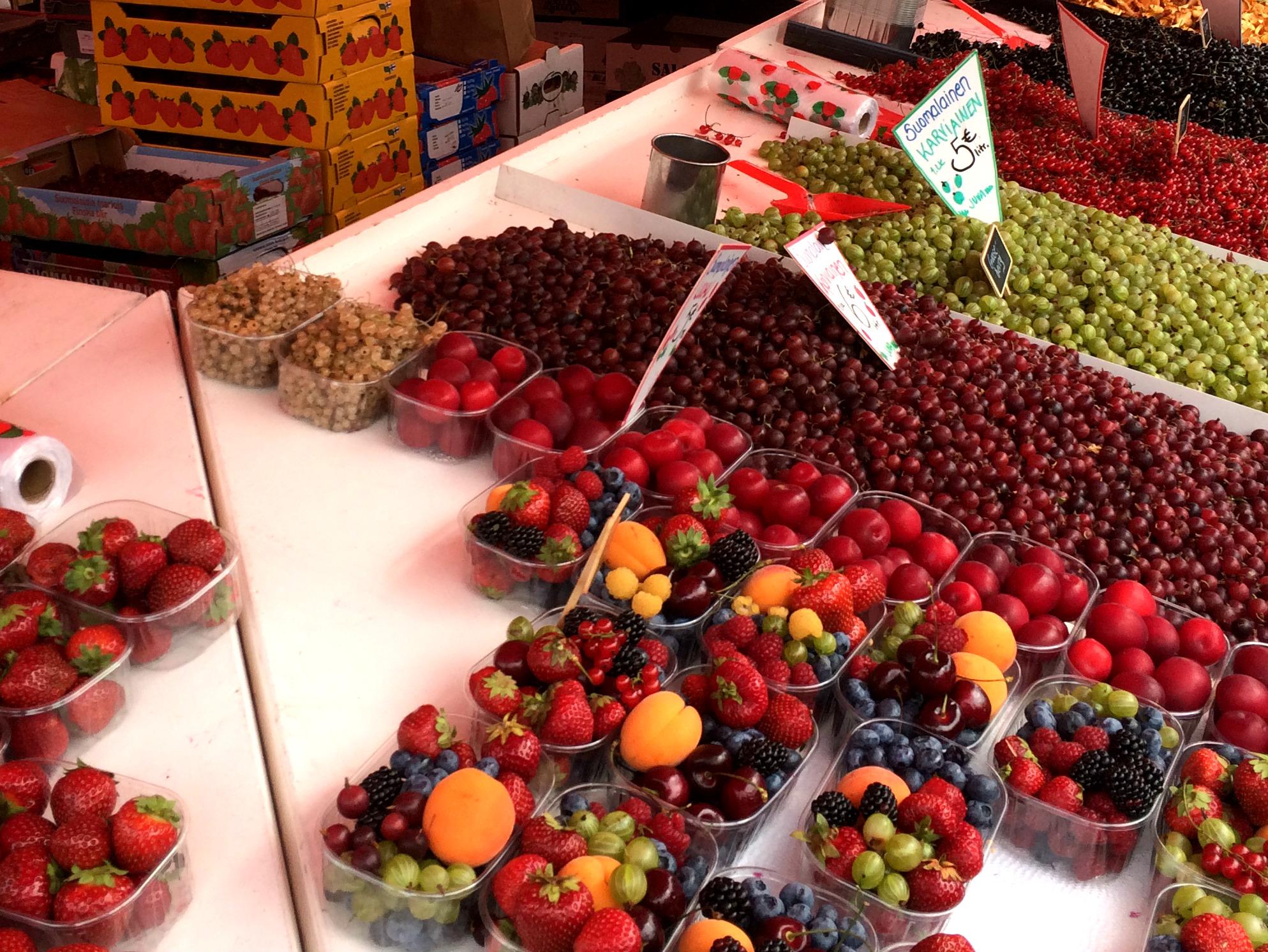 ягоди прибалтики