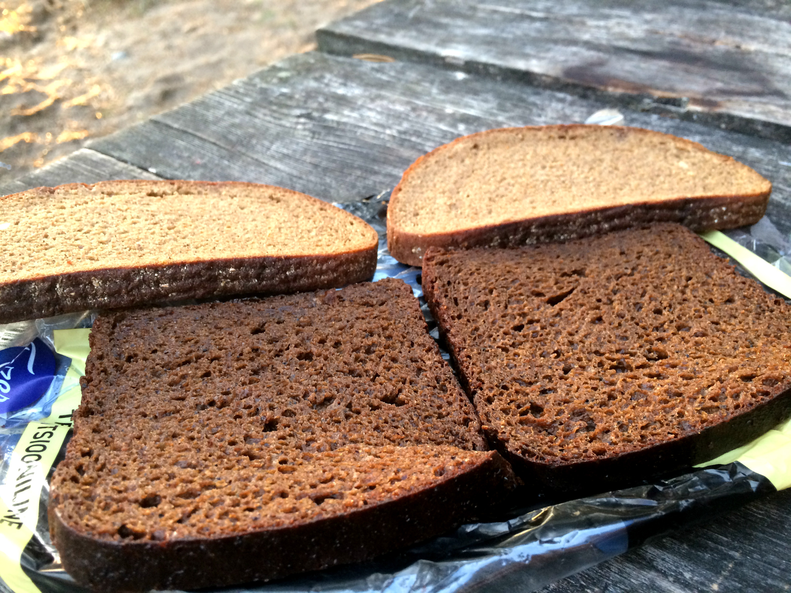 житній хліб прибалтика