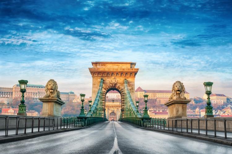 Ланцюговий міст Будапешт
