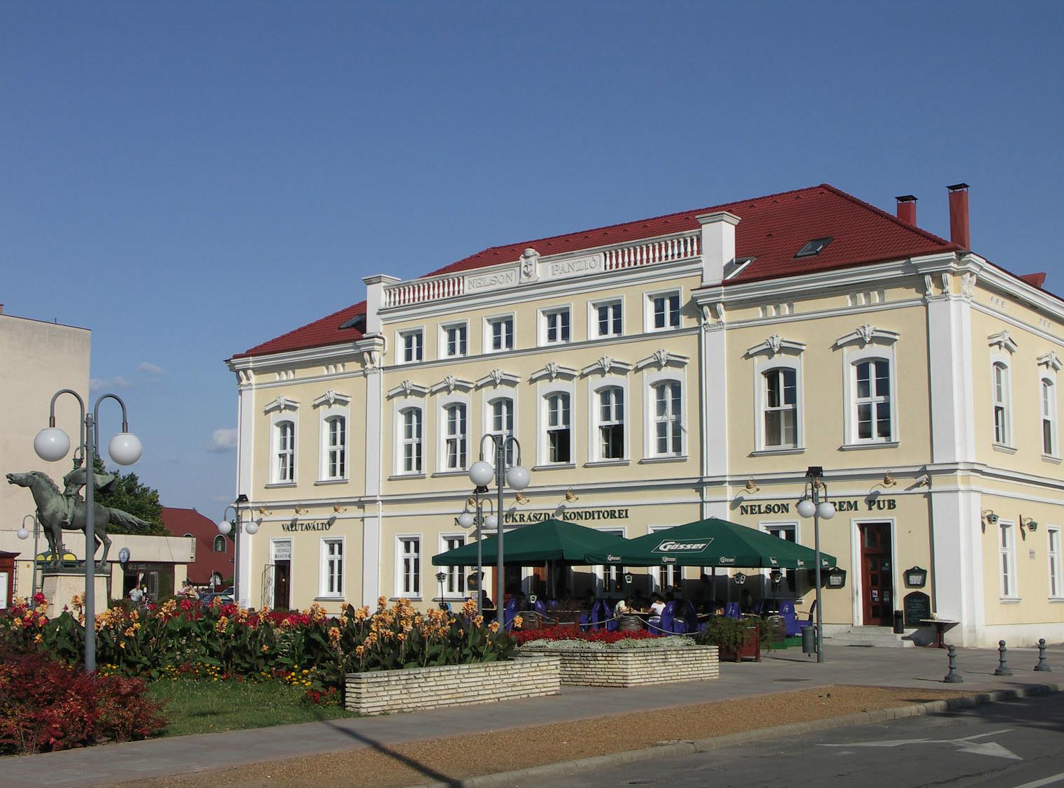 Хайдусобосло Угорщина