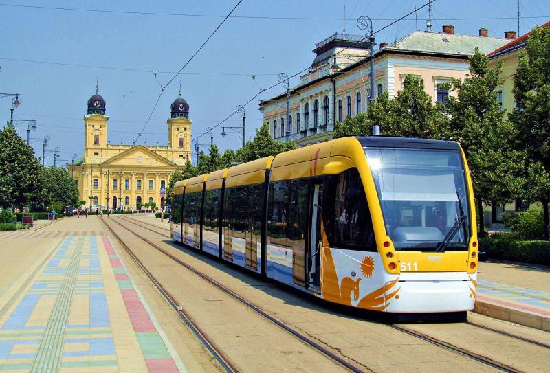 дебрецен громадський транспорт