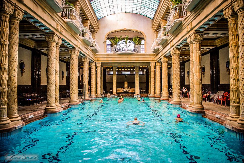 Лучший термальный отель будапешта