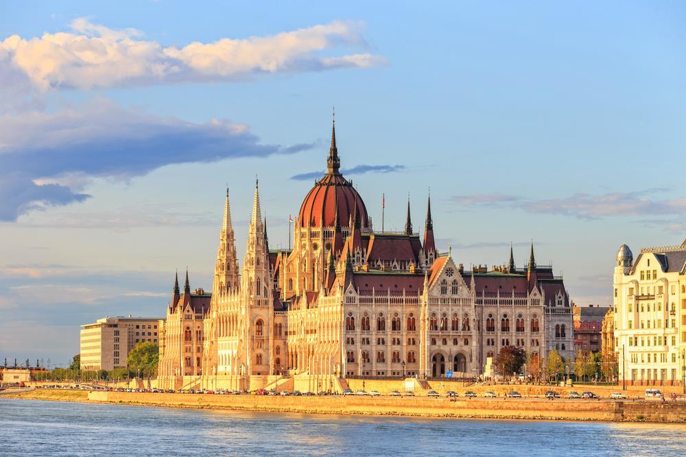 Парламент Будапешт