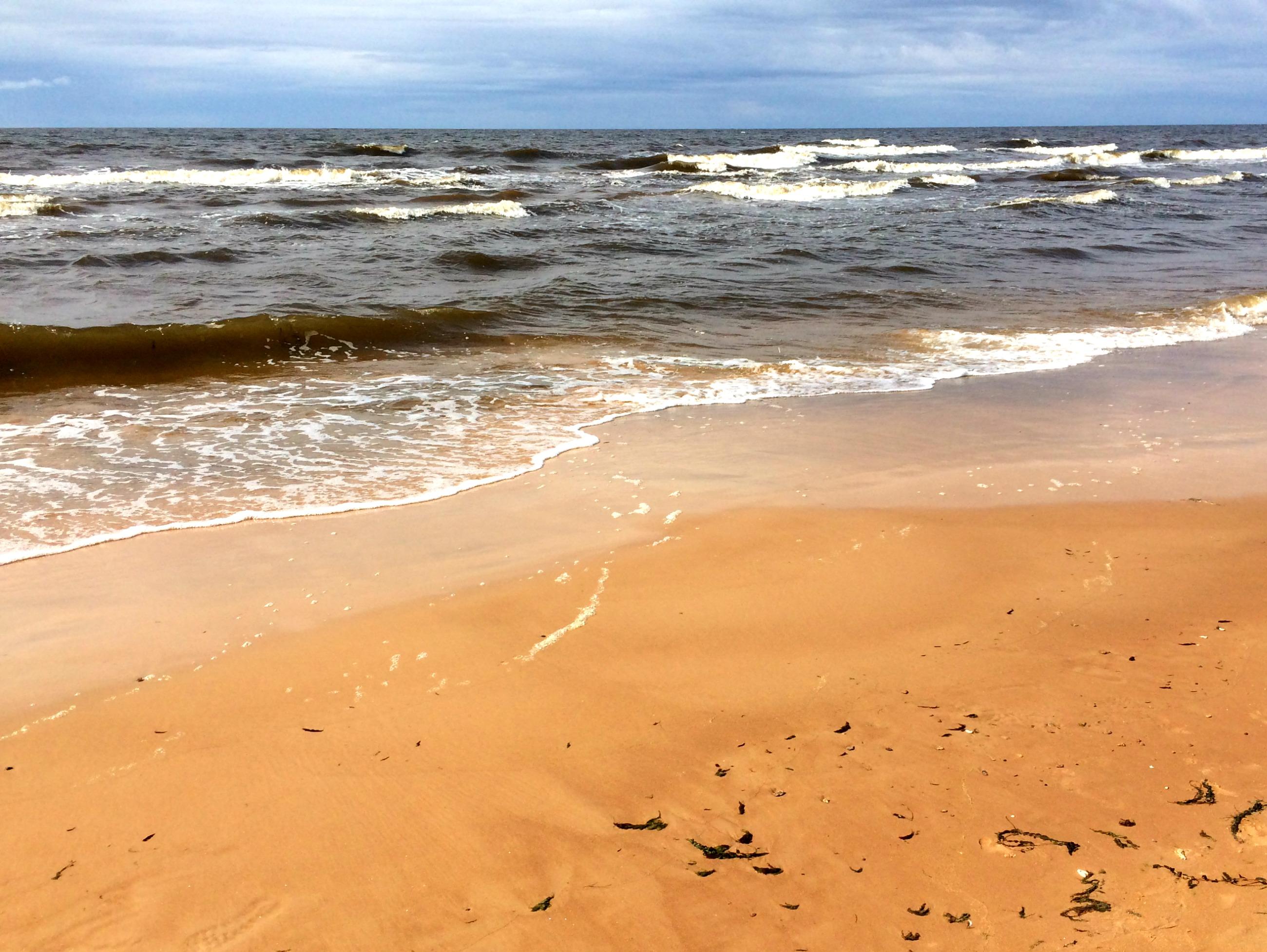 латвія пляж