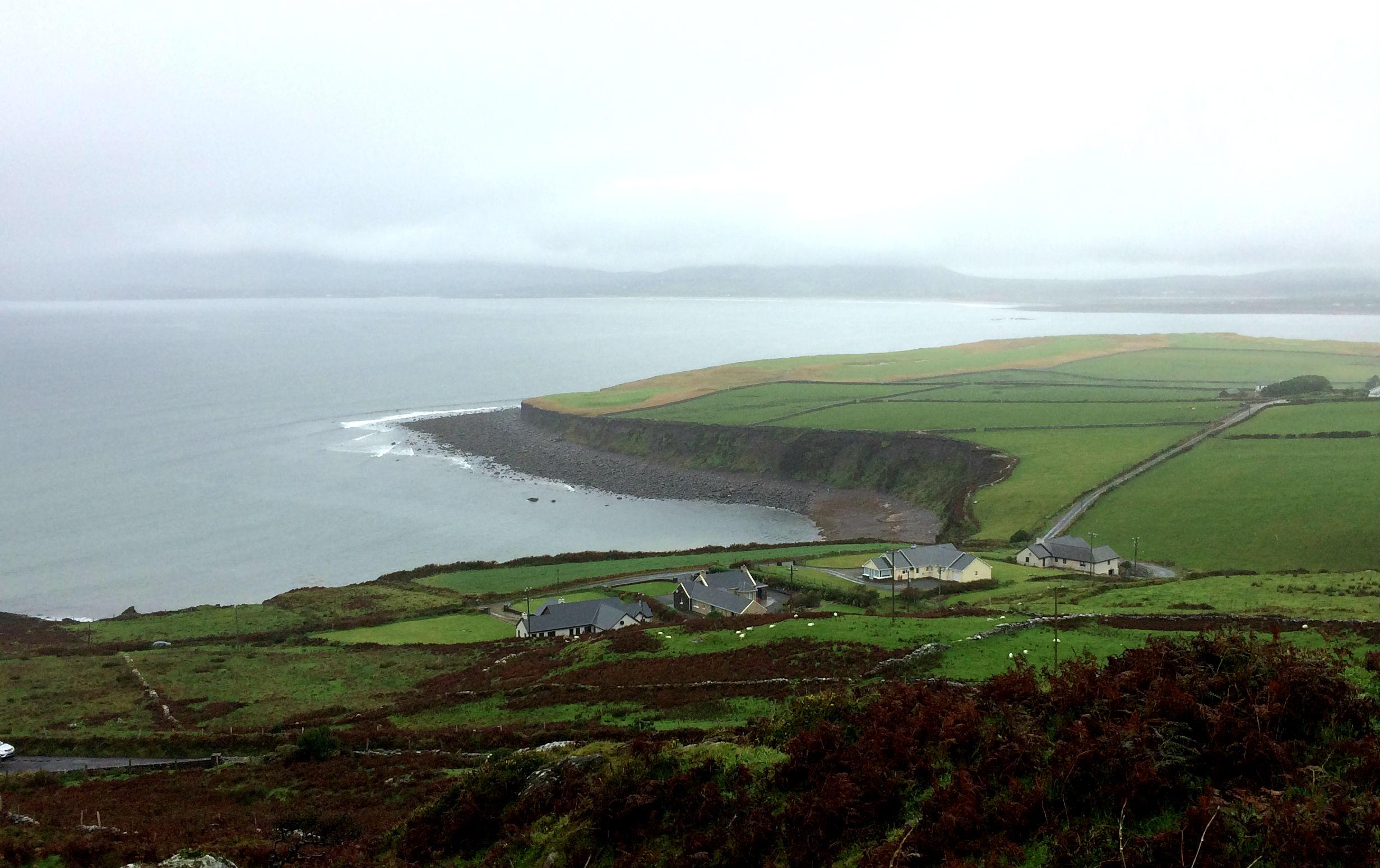 узбережжя ірландії