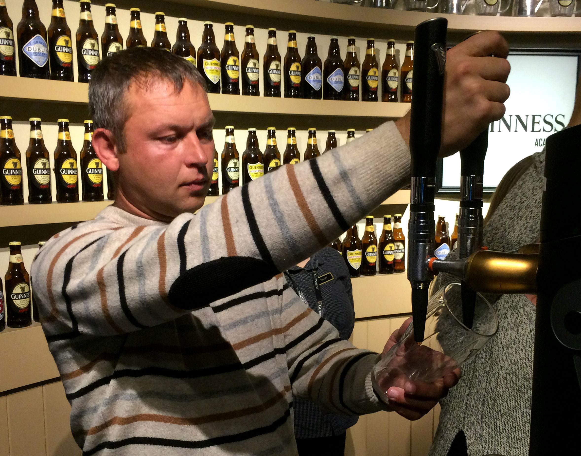 Пивоварня Гіннесс