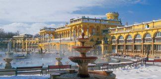 купальні будапешту
