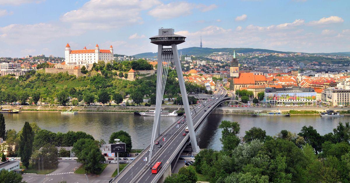 словакія столиця