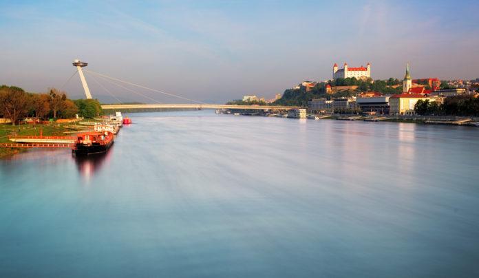 братислава столиця словаччини