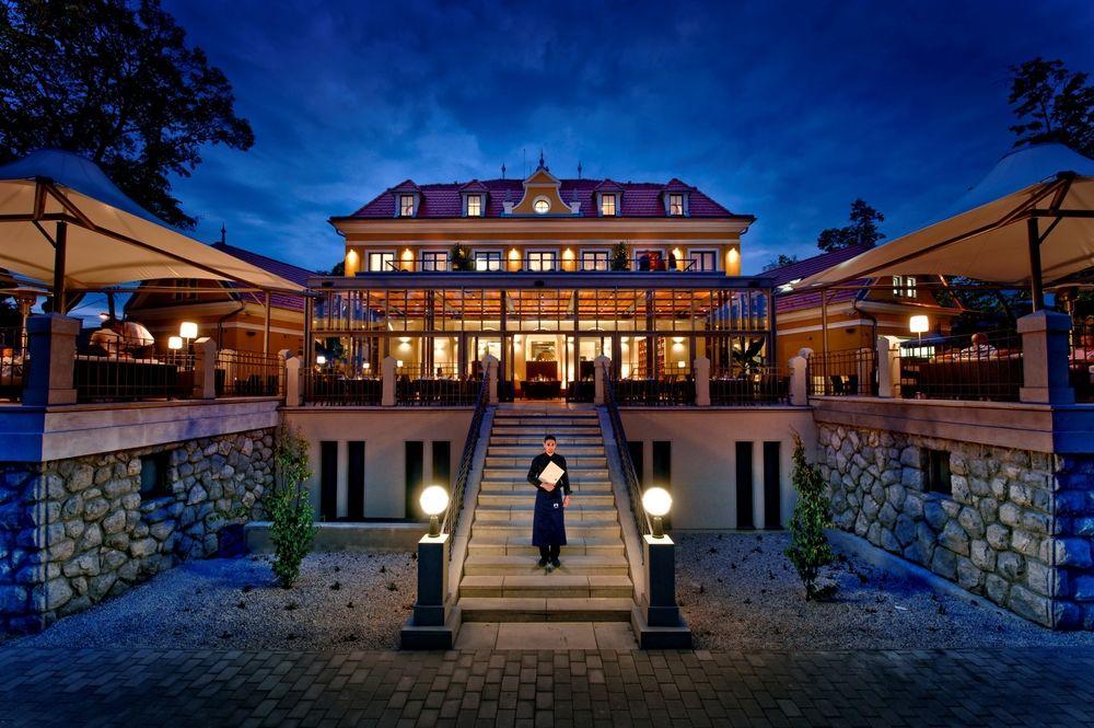 розкішні готелі братислави