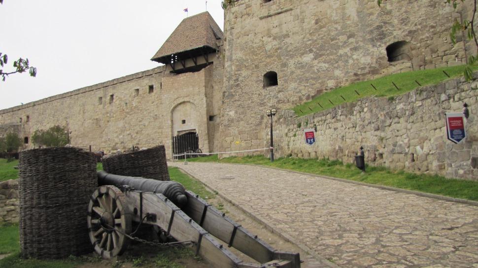 замок егер