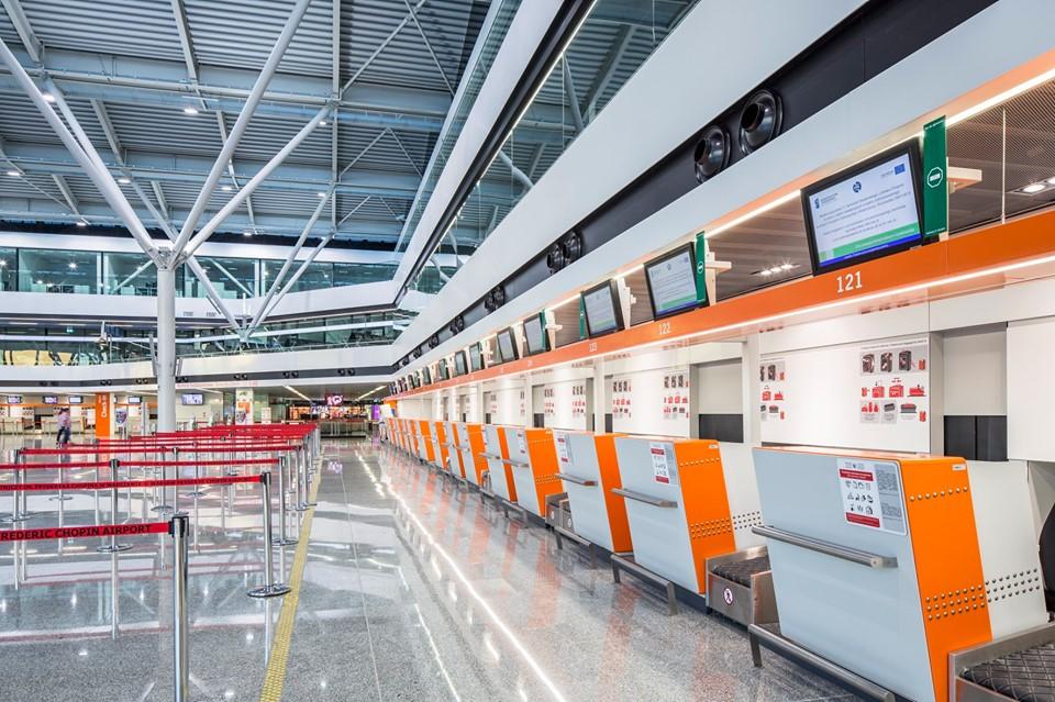 Аеропорт Варшава