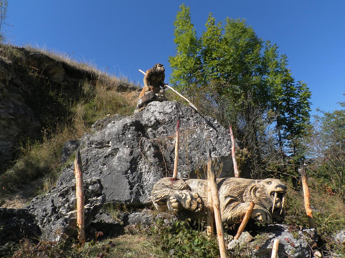 неандертал гановце