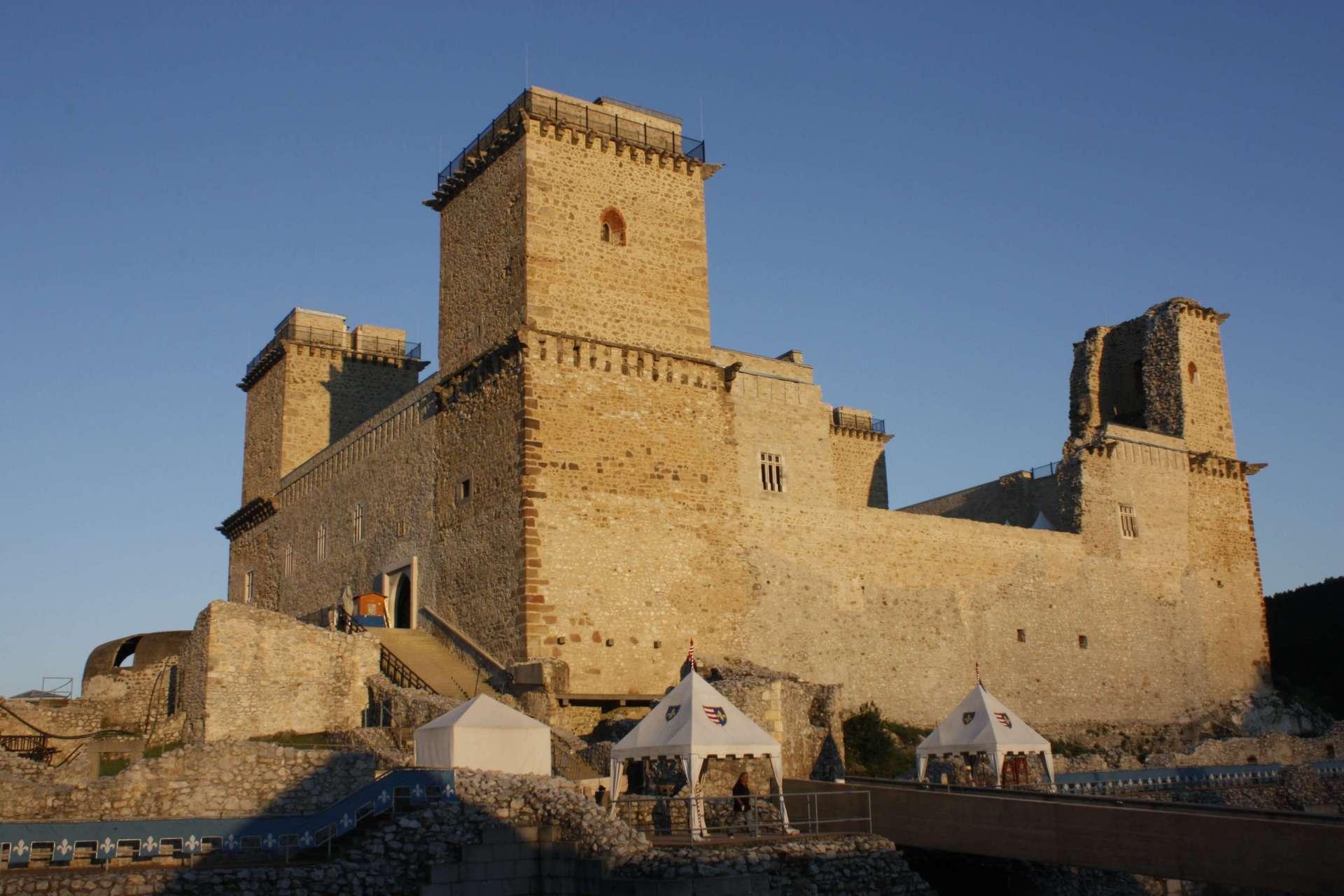 угорські фортеці