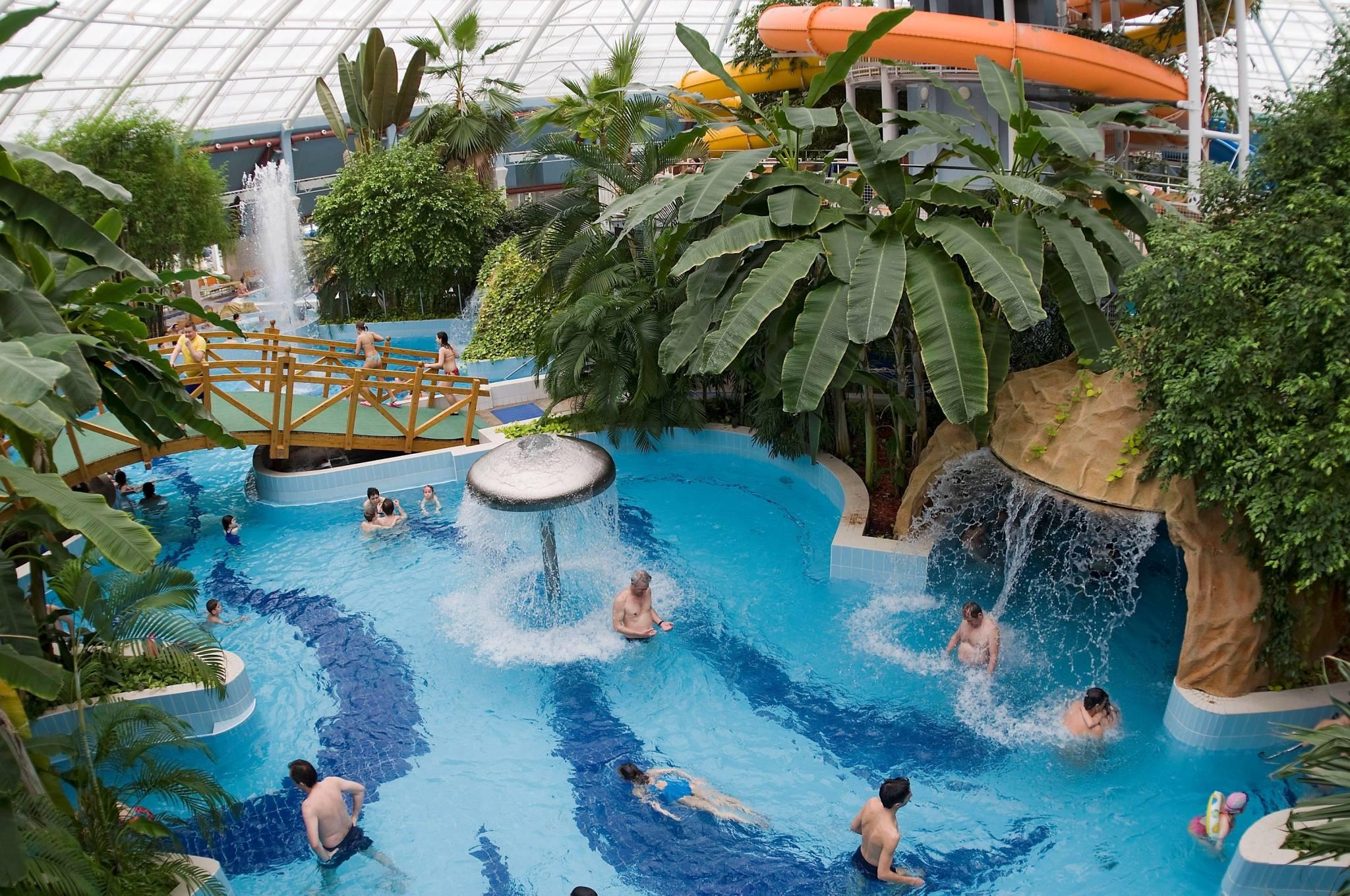 аквапарк дебрецен акватікум