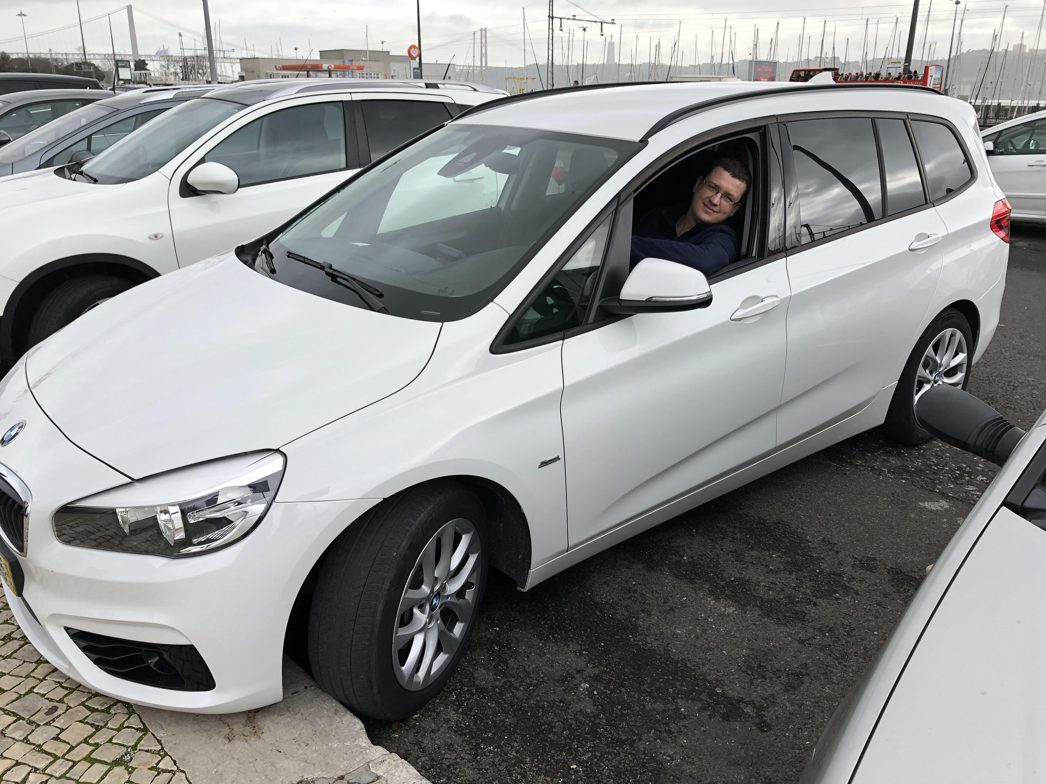 оренда авто португалія