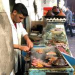 вулична їжа марракеш