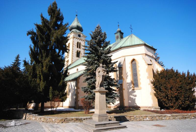 Костел Святого Мікулаша в Ліптовскі Мікулаш