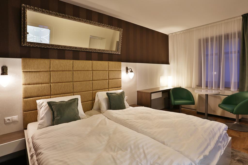 бюджетні готелі братислави