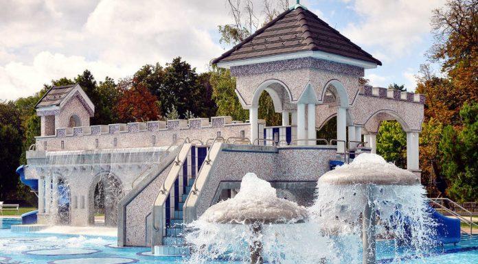 Термальні води Егер