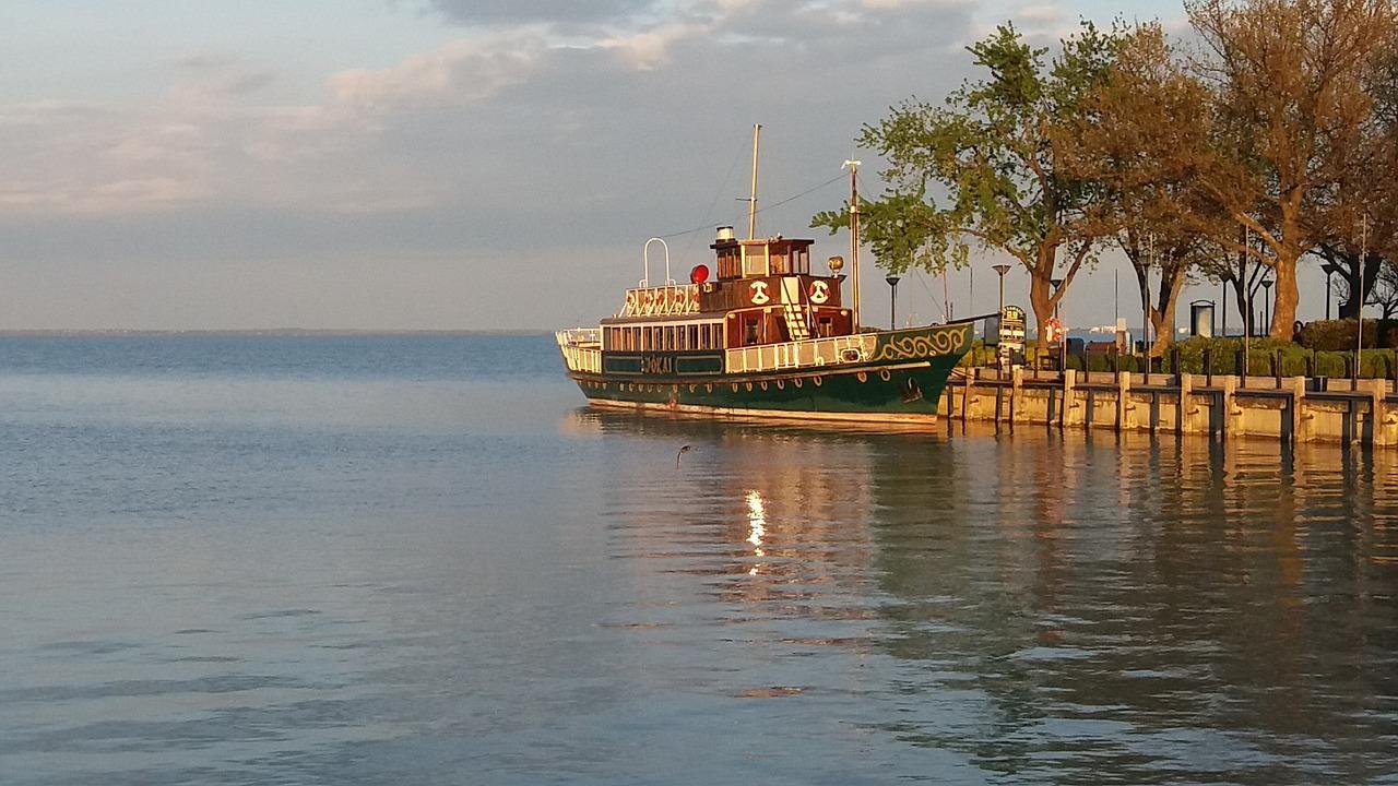 озеро Балатонфюред
