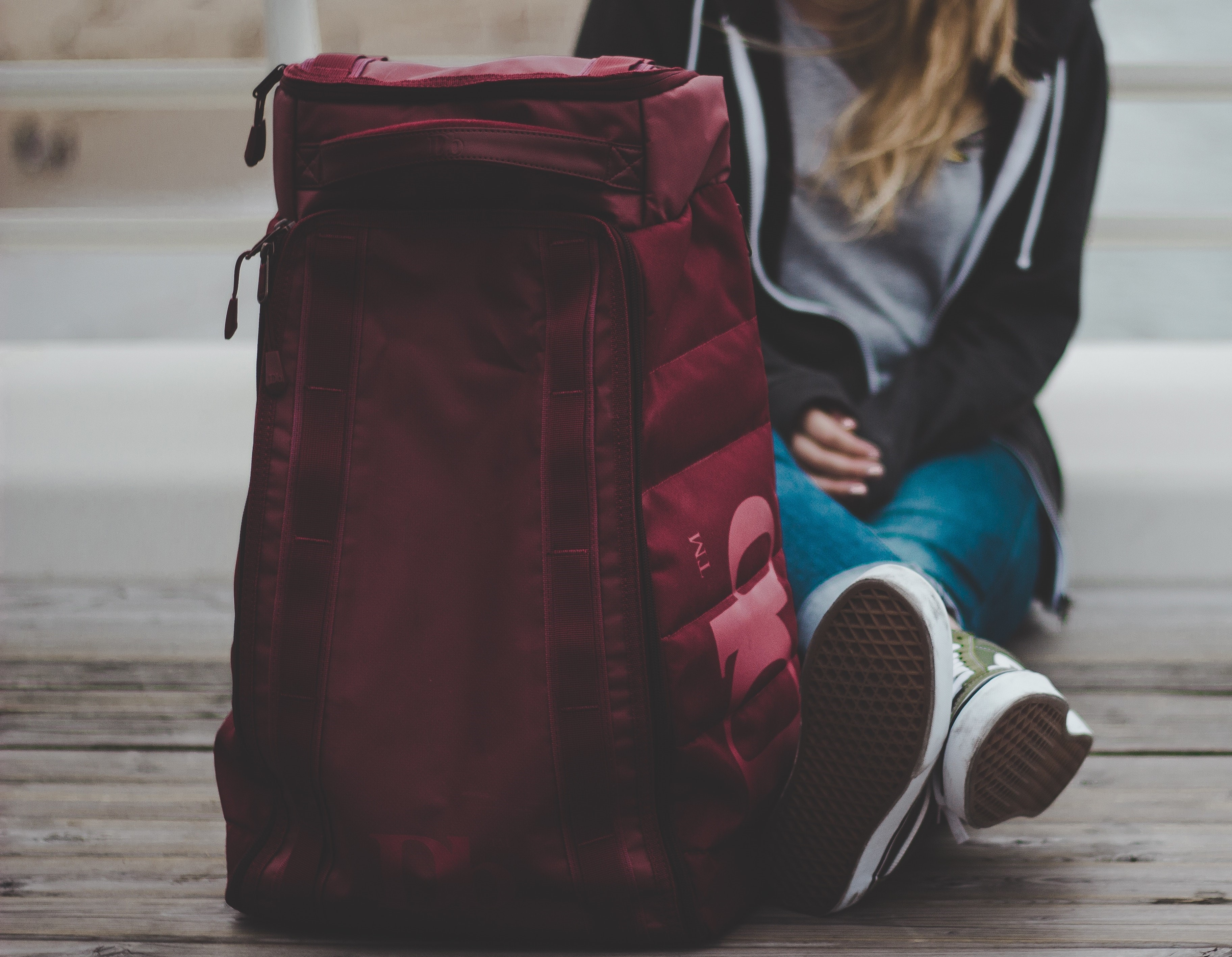рюкзак що варто взяти з собою