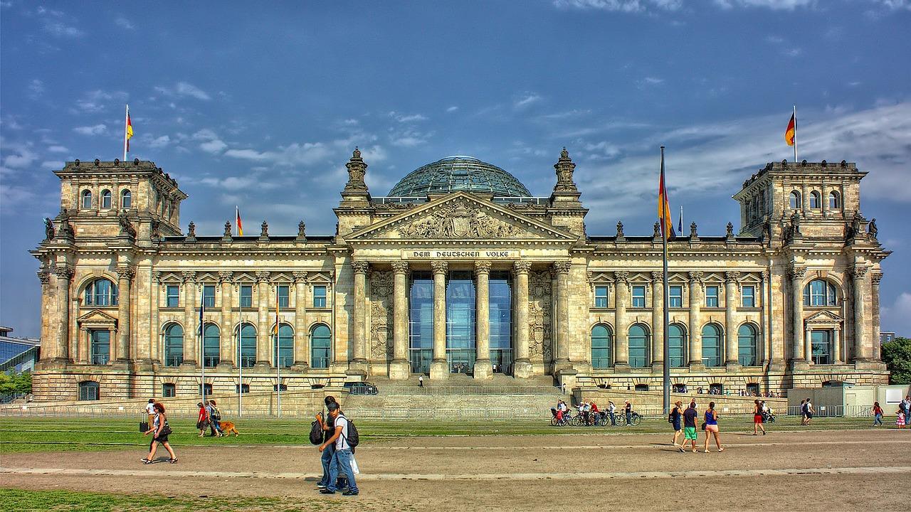 Європа Берлін